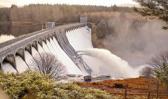 مدیریت ادعا در پروژههای سد و سدسازی
