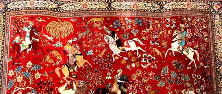 نحوه ارزیابی فرش دستباف ایرانی