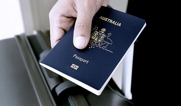 شهروند استرالیا