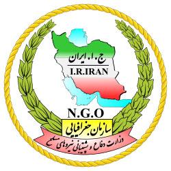 لوگو سازمان جغرافیایی نیروهای مسلح