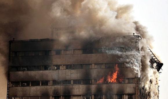 کارشناس رسمی دادگستری امور آتشسوزی و آتشنشانی