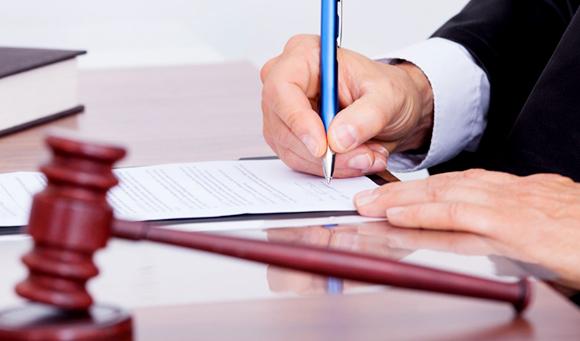 ارائه لایحه و یا تقاضای کتبی