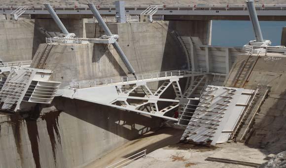استفاده از تکنولوژی و استانداردهای جهانی در ساخت سدها