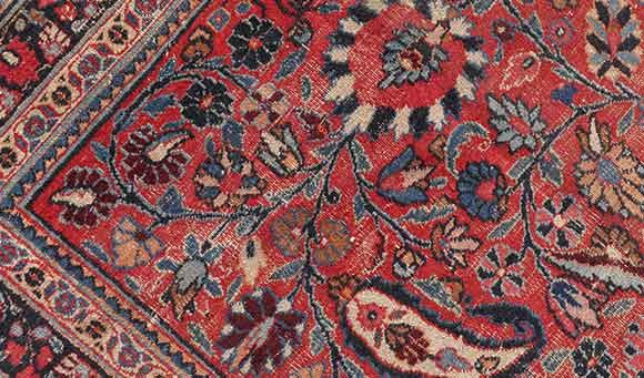 فرشهای کهنه قابل استفاده