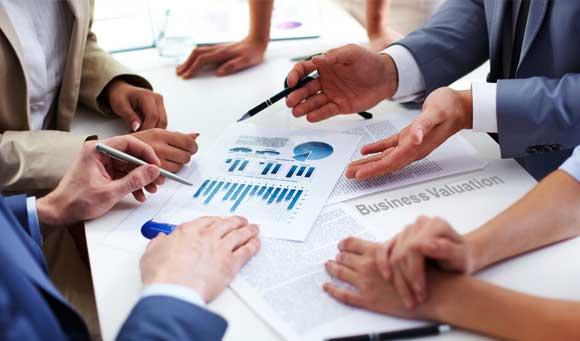 ارزشگذاری کسبوکارها و شرکتها