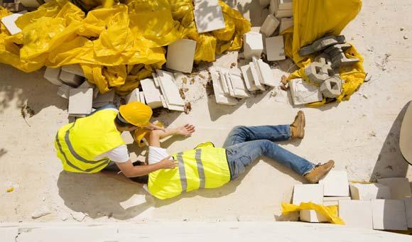 حوادث کاری و مسئولیت اشخاص