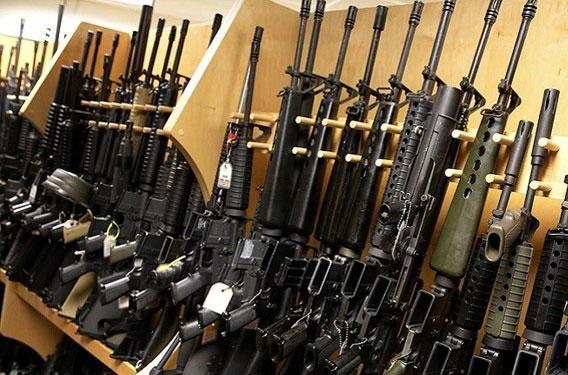 کارشناس رسمی دادگستری اسلحه و مهمات